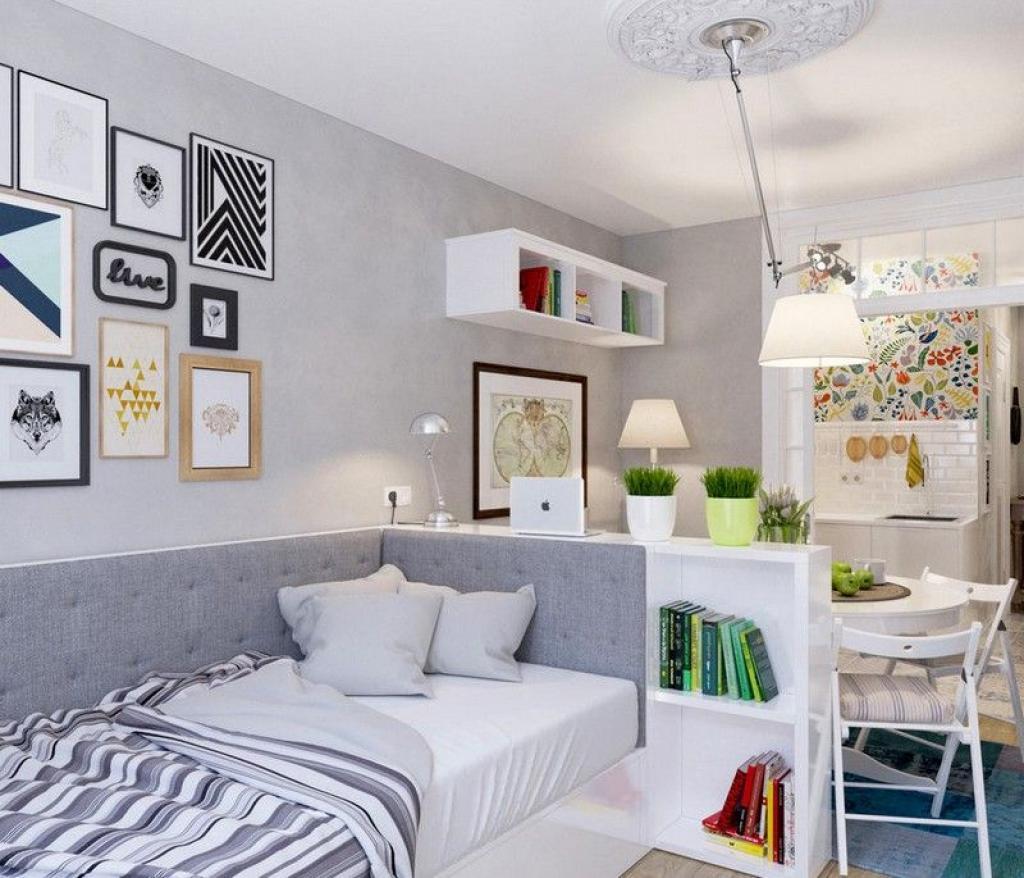 20 bonnes idées pour aménager un studio - Décorations - Trucs et ...