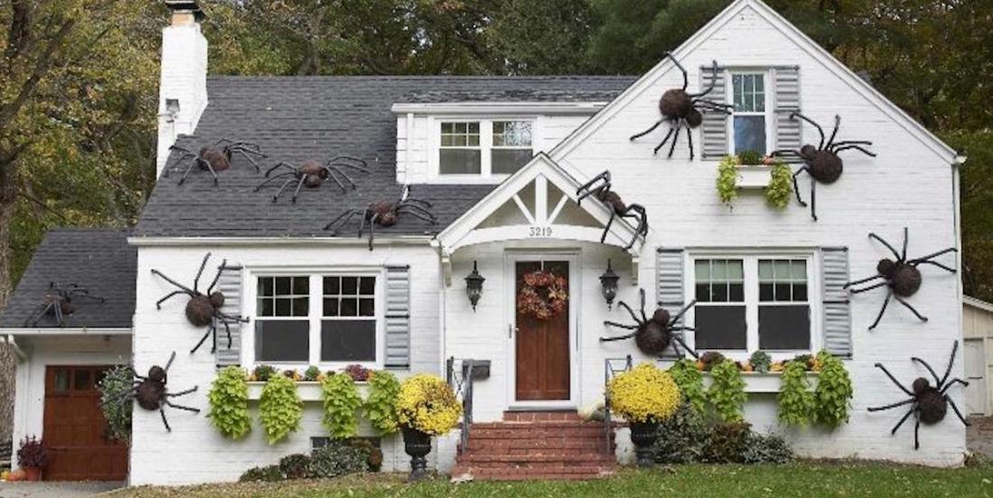 Une idée pour Halloween: voici comment faire en sorte que votre maison soit  la plus effrayante du quartier!