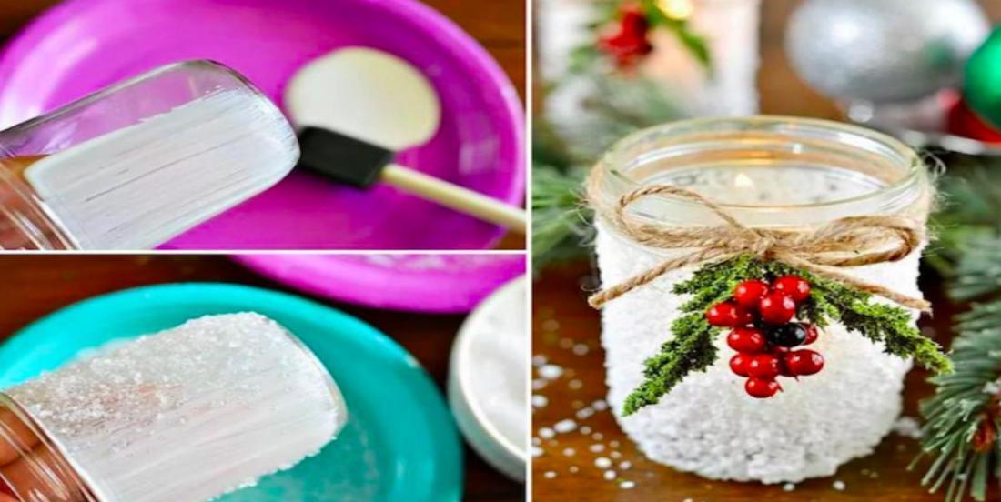 13 magnifiques idées à réaliser soi-même pour décorer un mariage en hiver!