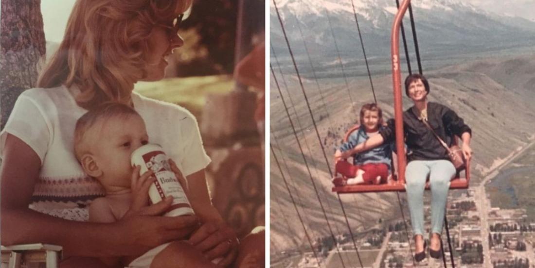 13 photos montrant ce que les parents faisaient autrefois et qui serait très mal vu aujourd'hui
