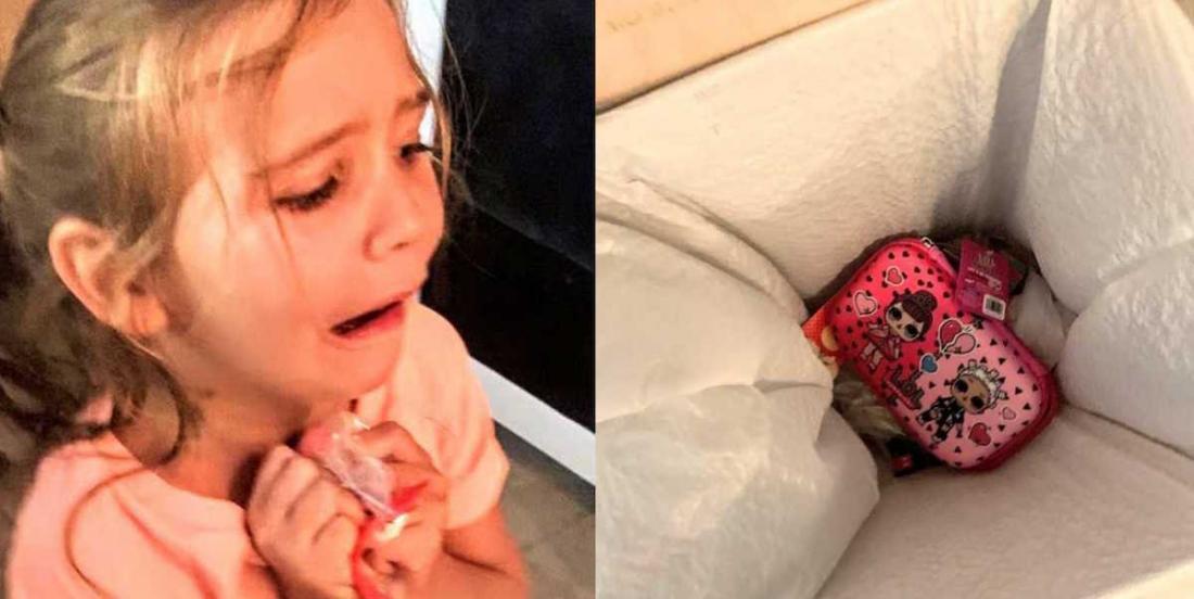 Les internautes sont divisés au sujet de la leçon que cette mère a voulu inculquer à sa fille à la rentrée.