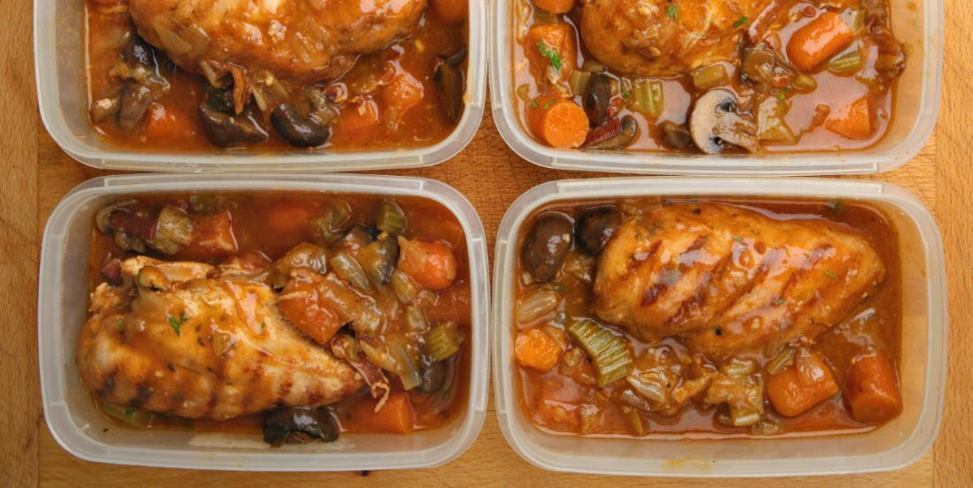 Si vous laissez refroidir vos plats avant de les mettre au réfrigérateur, vous commettez une grave erreur!