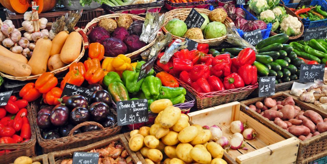 Trucs pour éviter le plus possible les pesticides dans les fruits et légumes