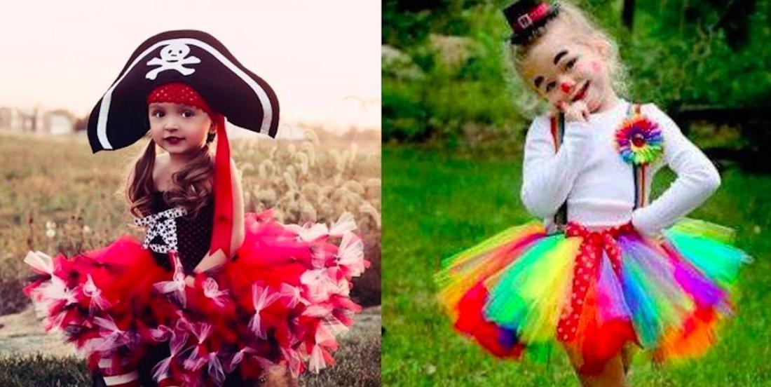 Comment créer un joli tutu sans couture + 12 idées de costumes d'Halloween qui en comprennent un
