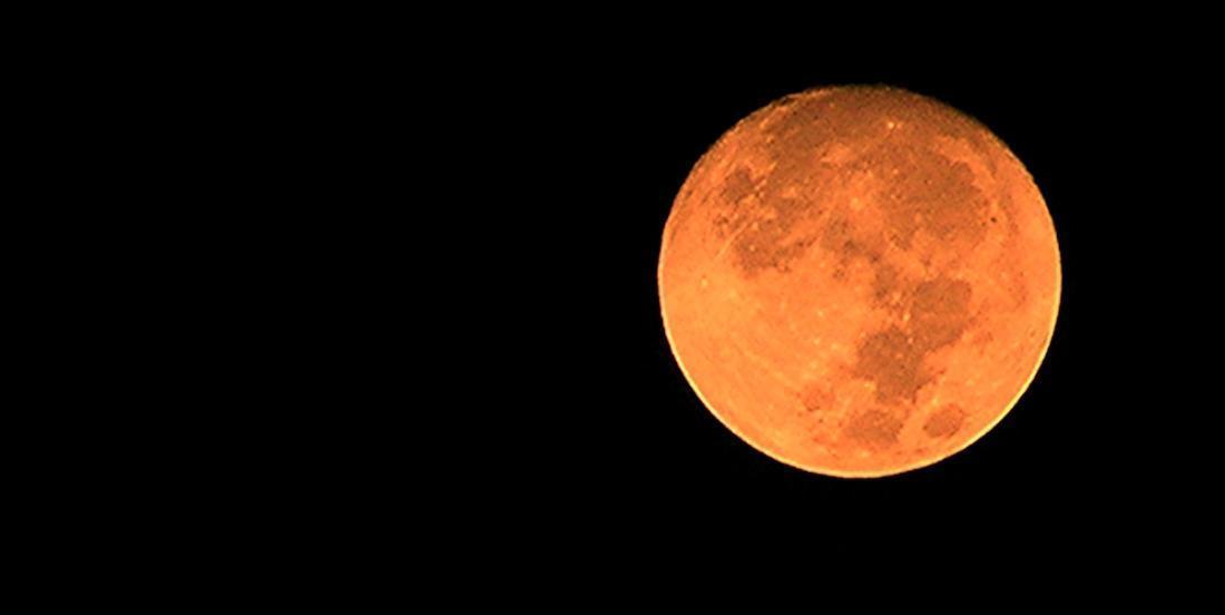 Vendredi 13 prochain, on pourra admirer une superbe « Lune des récoltes » au Canada