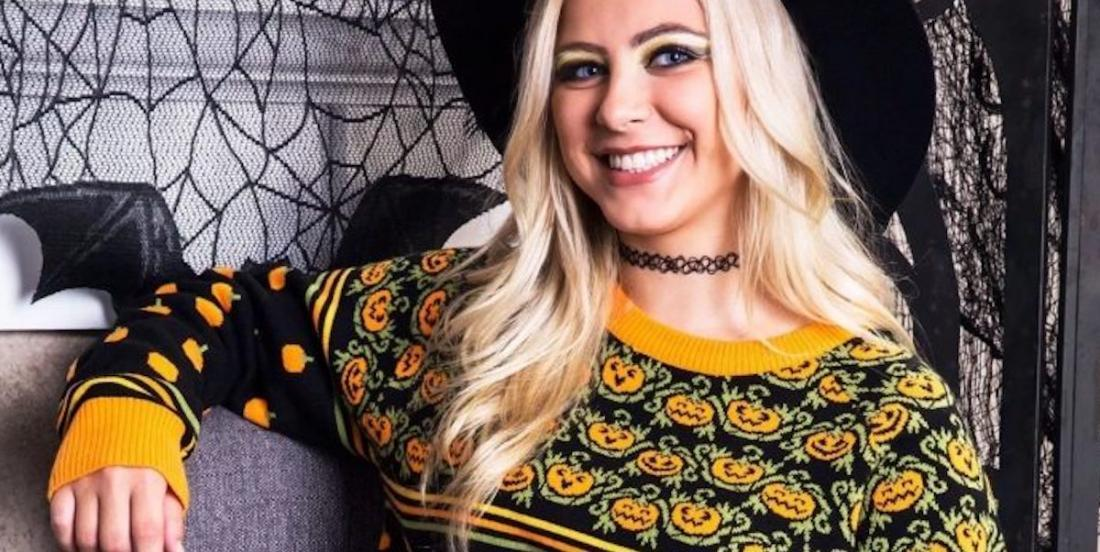 Nouvelle tendance mode: les chandails laids d'Halloween!