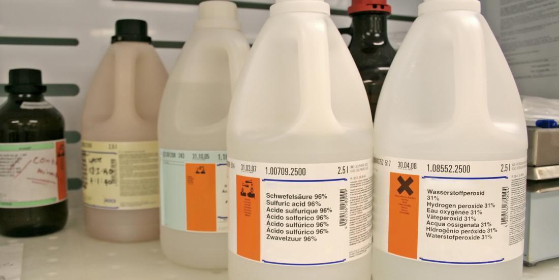15 façons géniales d'utiliser le peroxyde d'hydrogène