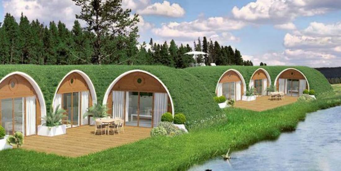 Ces mini-maisons résistantes aux catastrophes naturelles coûtent seulement 65 000$