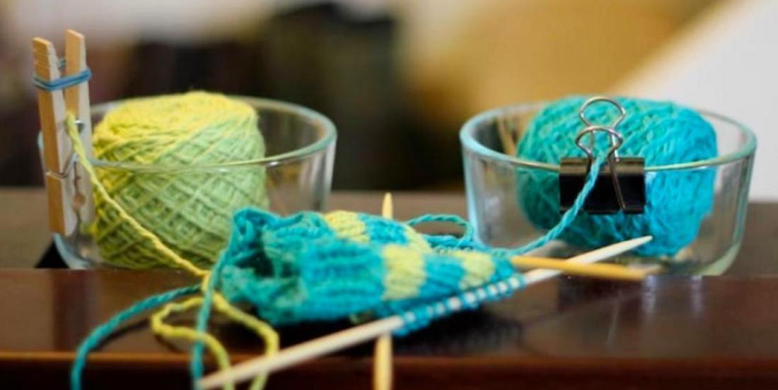 14 façons de ranger votre laine et vos fils sans tout emmêler