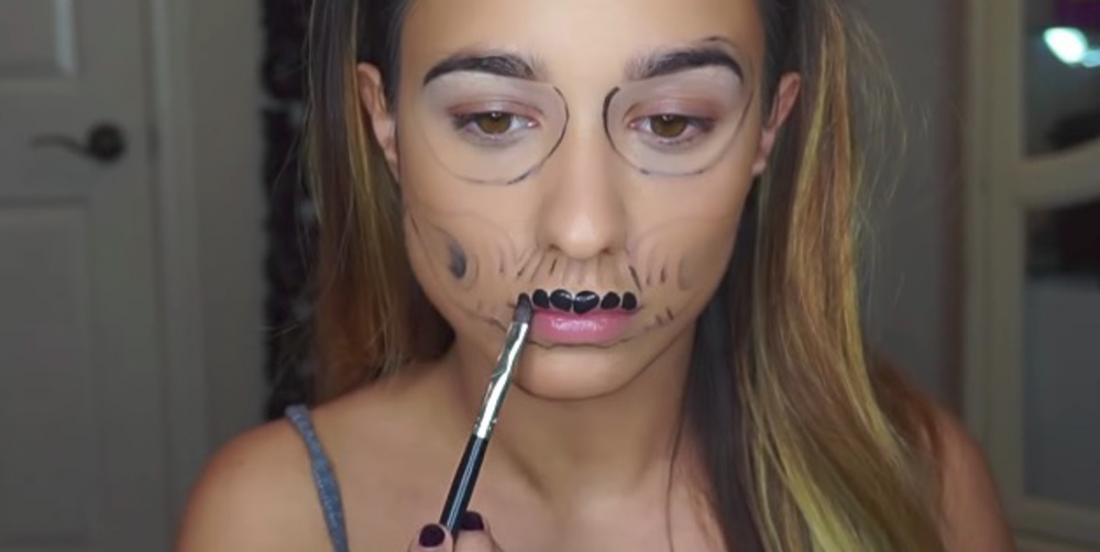 Qui a dit qu'on ne pouvait pas être jolie et féminine quand on se déguise? Voici 25 fabuleuses inspirations de maquillages pour Halloween!