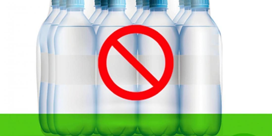 Dès l'an prochain, il ne sera plus possible d'acheter des caisses d'eau en bouteilles chez Familiprix