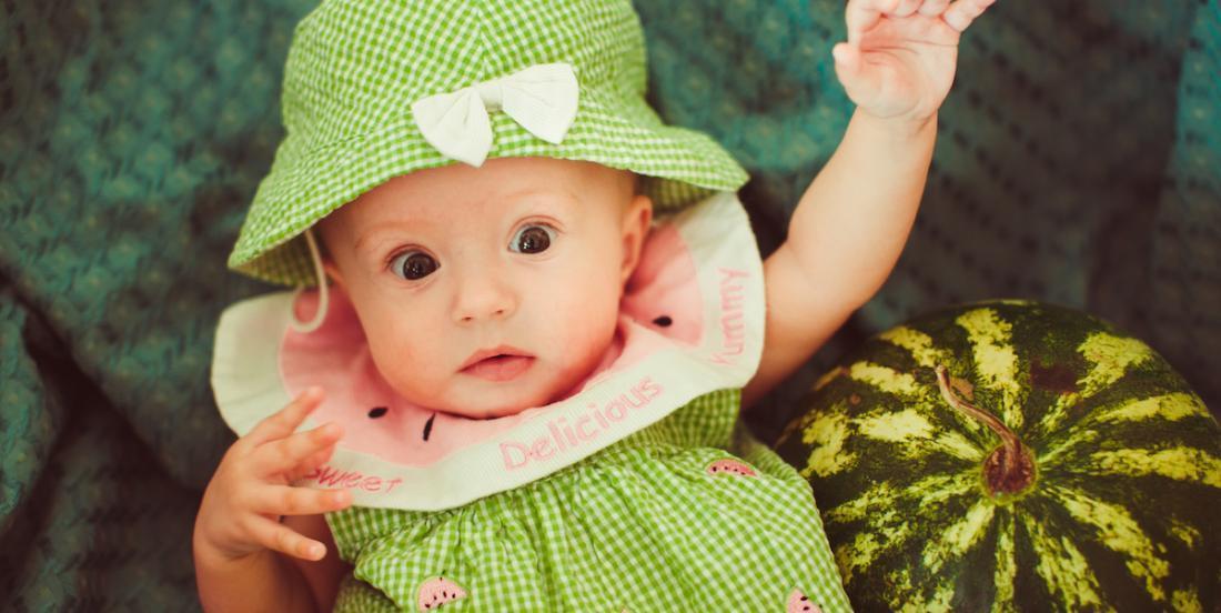 10 raisons pour lesquelles les bébés nés en août sont spéciaux!