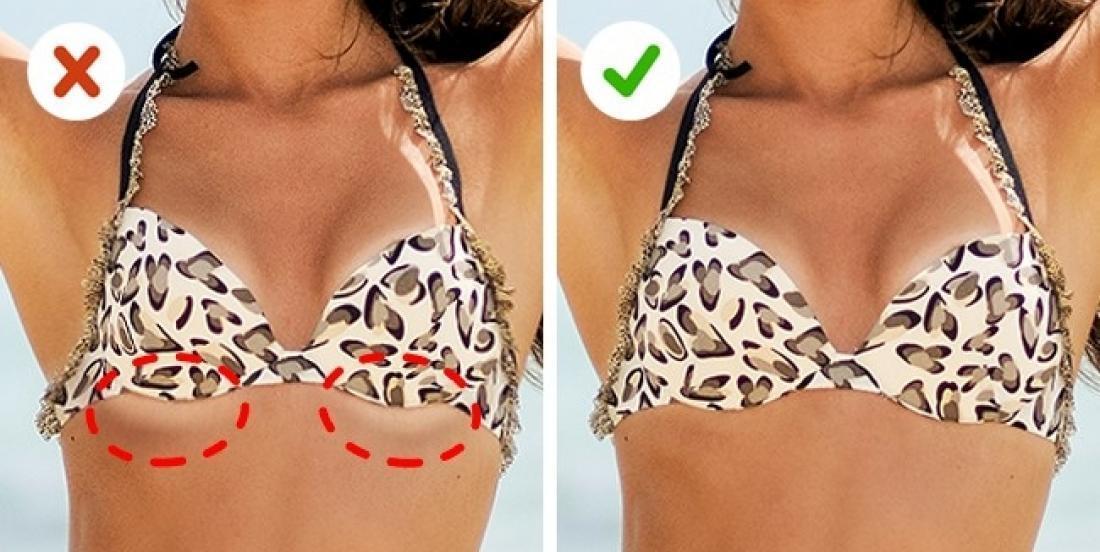 8 erreurs à ne pas commettre si vous voulez préserver la beauté de votre poitrine