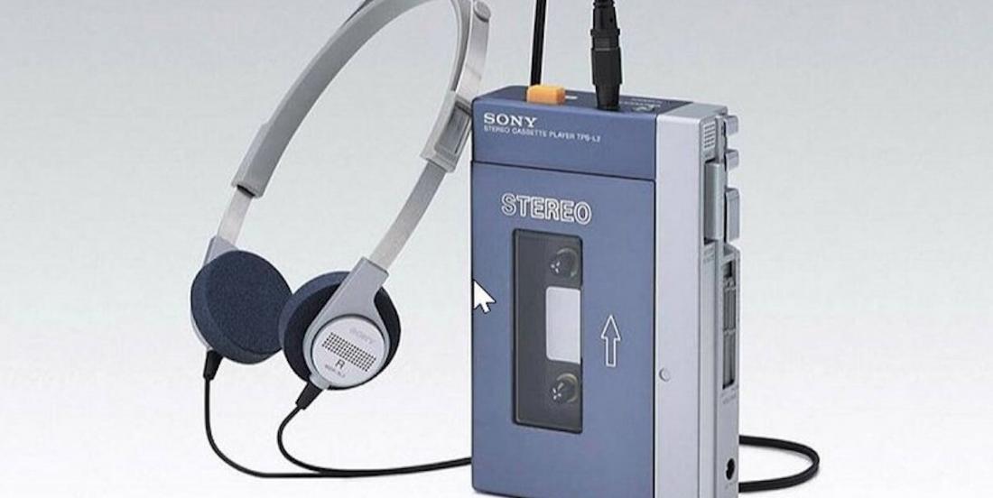 Pour les 40 ans du Walkman, Sony sort un tout nouveau modèle de l'appareil culte