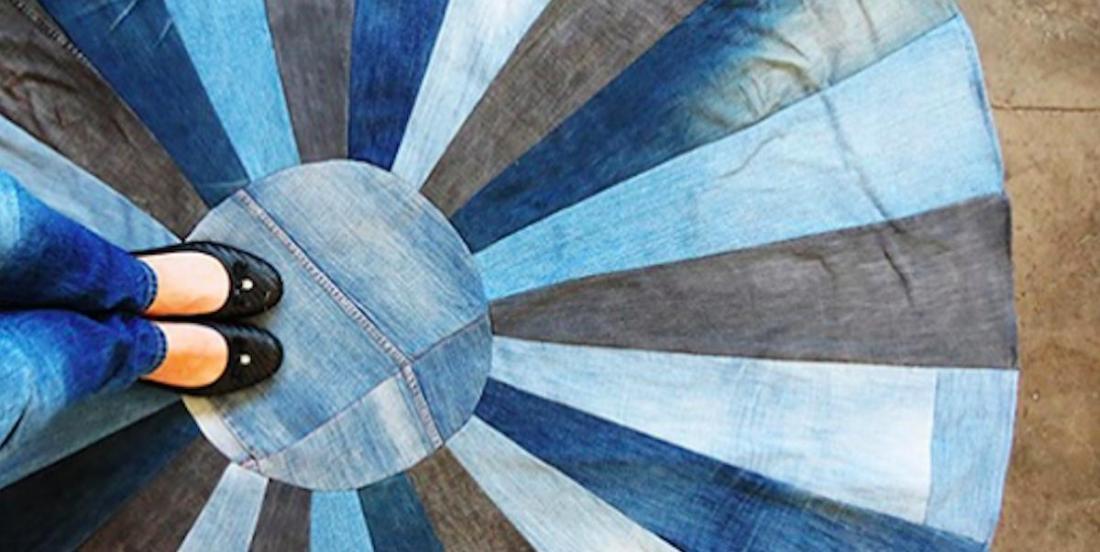 15 façons géniales de réutiliser votre vieux jean