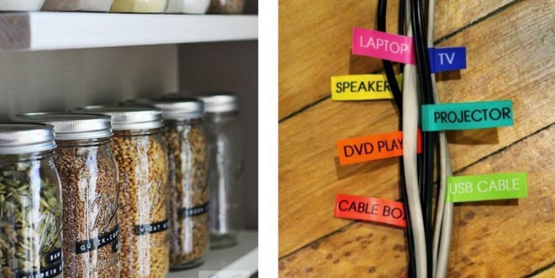 Cette technique d'organisation est infaillible pour éviter le désordre dans chaque pièce de la maison