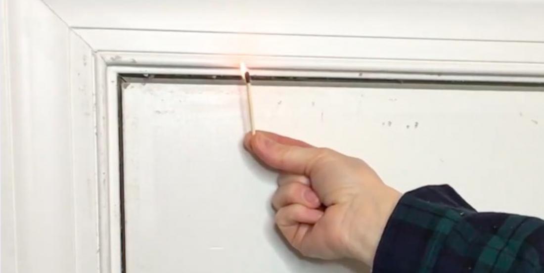 Découvrez comment réduire votre facture d'électricité en laissant l'air froid à l'extérieur de la maison!