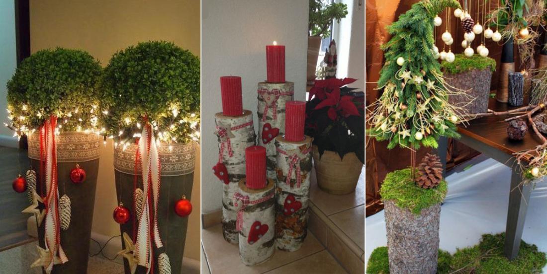 10 décorations intérieures et extérieures qui sont parfaites pour décorer tout l'hiver
