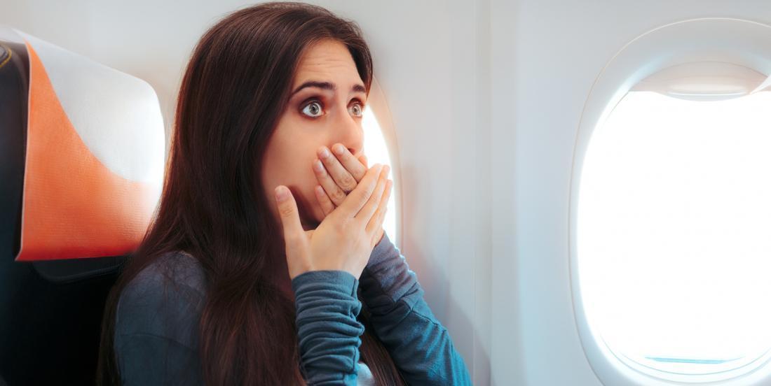 11 trucs pour éviter d'être malade en avion