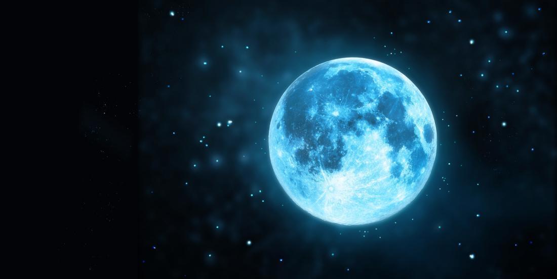 Préparez-vous à observer la première éclipse de lune bleue en 150 ans!