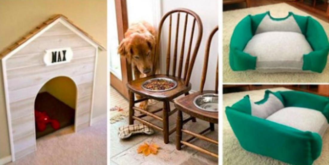 27 cadeaux à bricoler pour votre chat ou votre chien