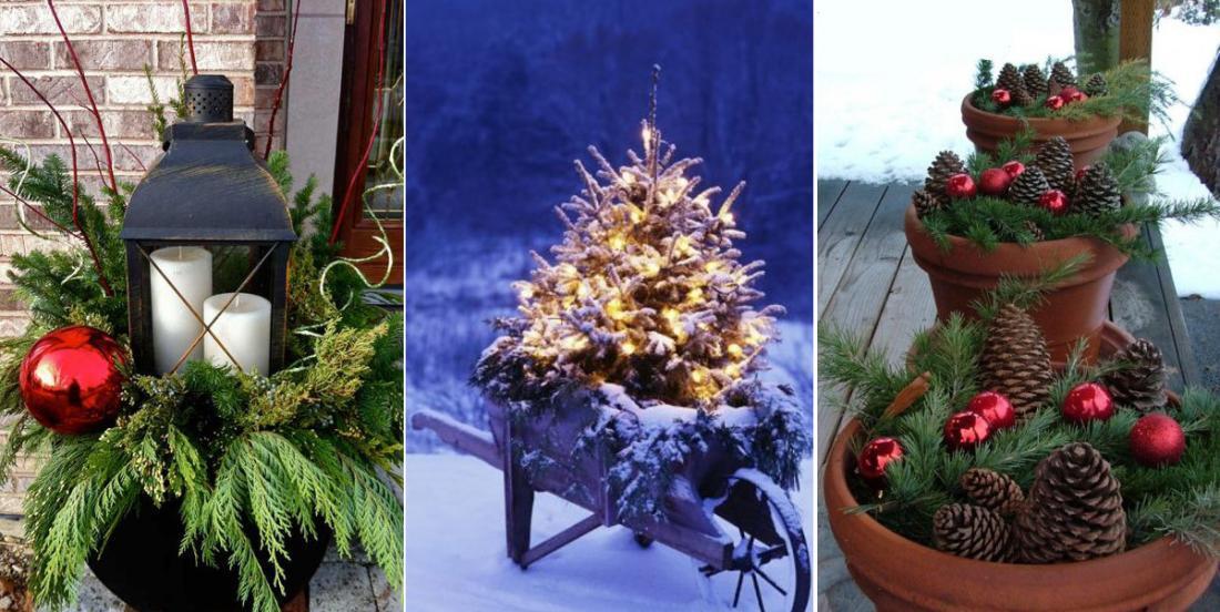 20 belles idées pour décorer de façon magique l'extérieur de votre maison