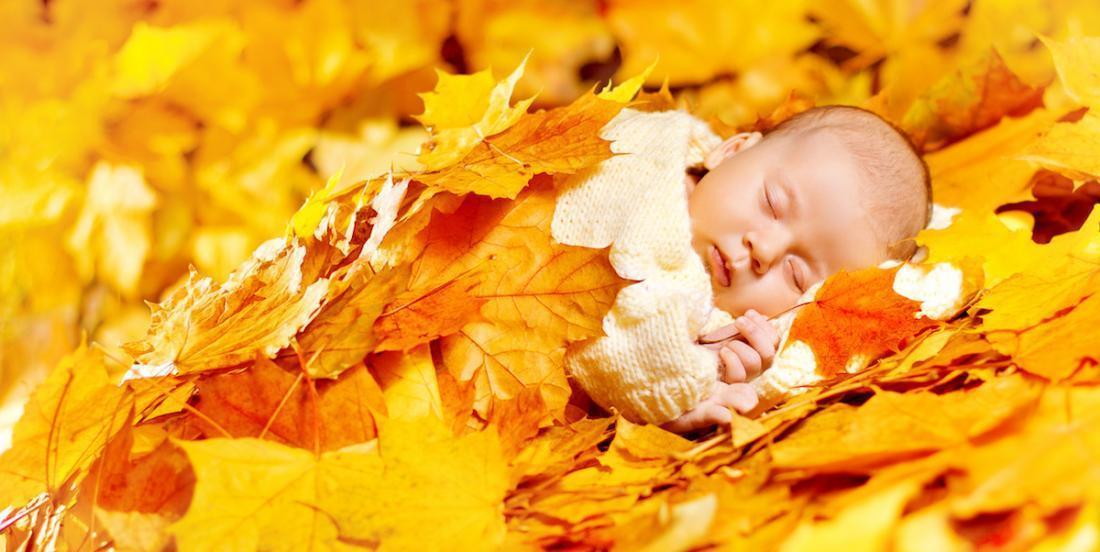 10 raisons qui font des bébés de septembre des êtres spéciaux!