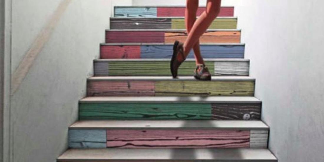 20 idées pour décorer vos escaliers de façon unique!