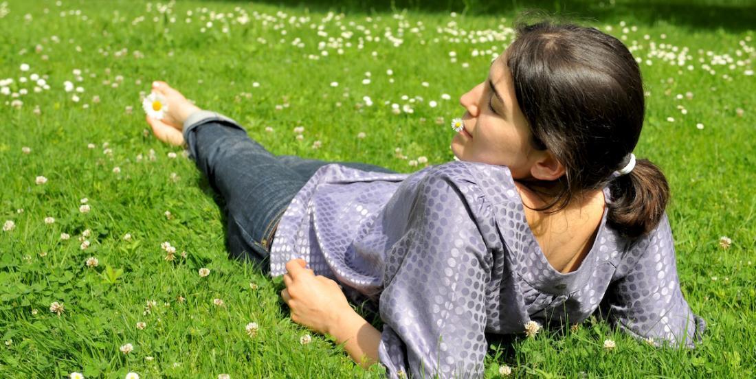 « Pour être heureux, cessez de courir après l'argent et trouvez du temps », nous dit une étude