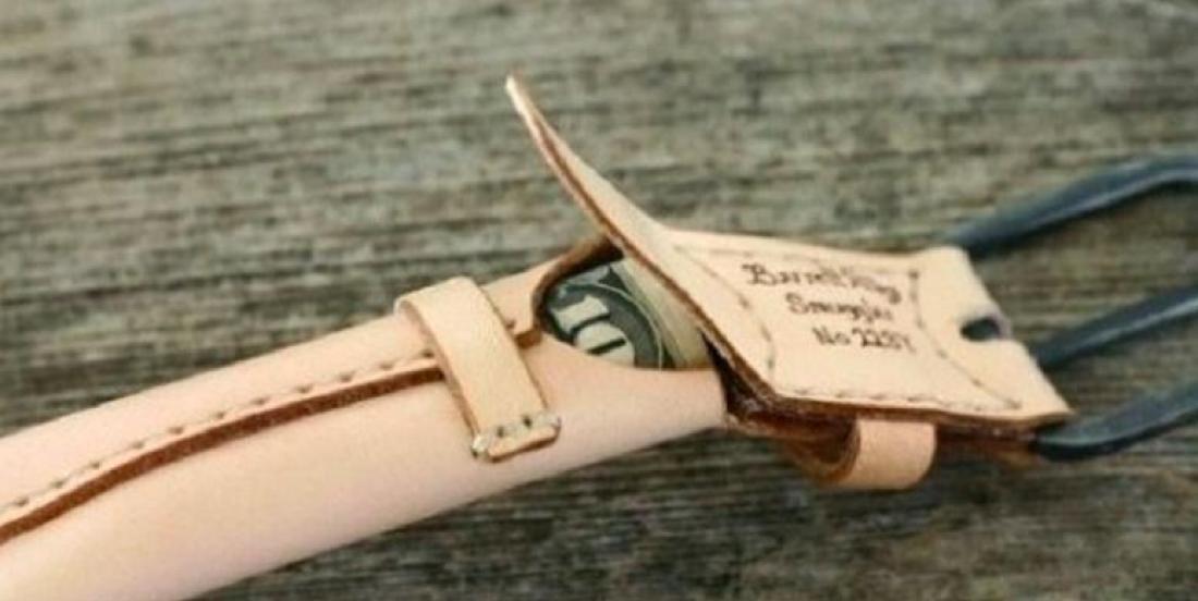 7 endroits improbables où cacher votre argent