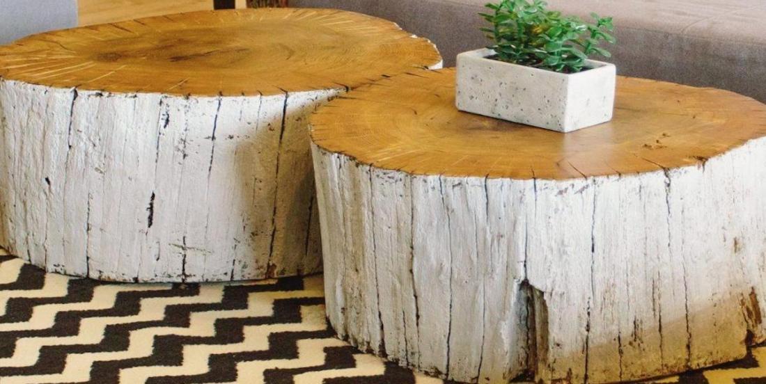14 tables basses tendance à faire soi-même