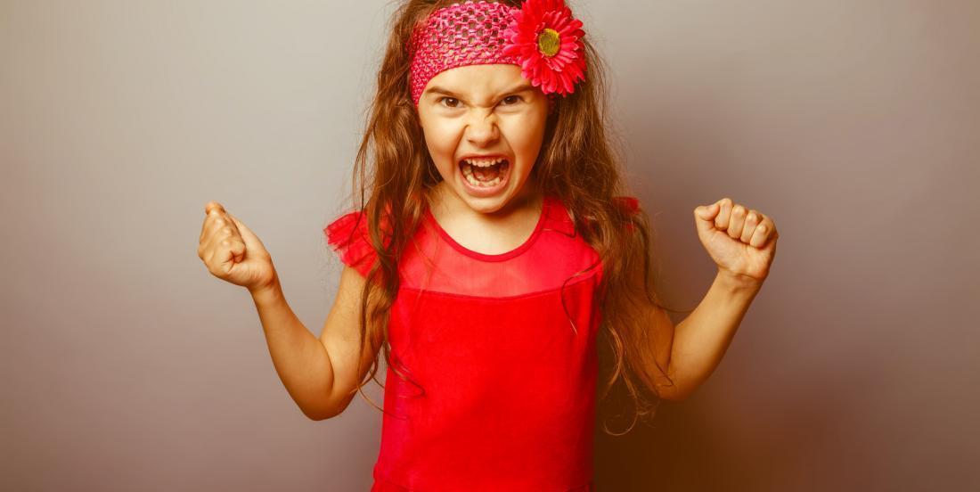 Un truc génial pour cesser les crises de colère de votre enfant!
