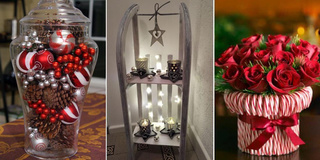 10 belles décorations de Noël faciles à faire soi-même pour le temps des Fêtes