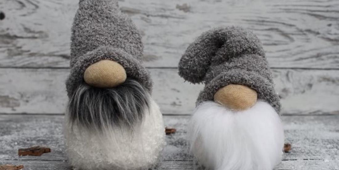 Apprenez à réaliser de charmants Gnomes de Noël avec de simples chaussettes