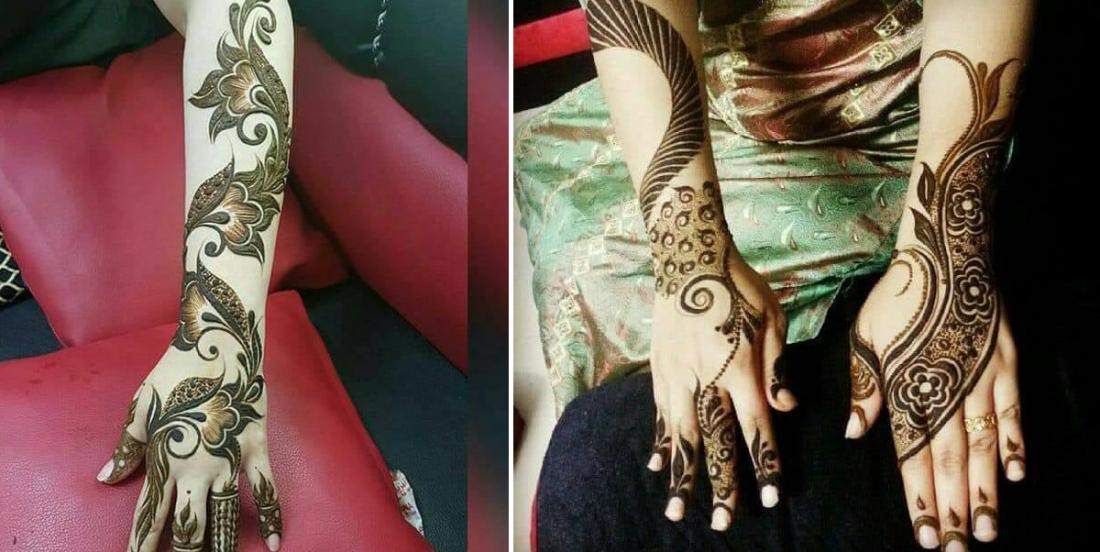 Le henné est un art traditionnel qui gagne en popularité. 18 tatouages au henné qui vous inspireront.