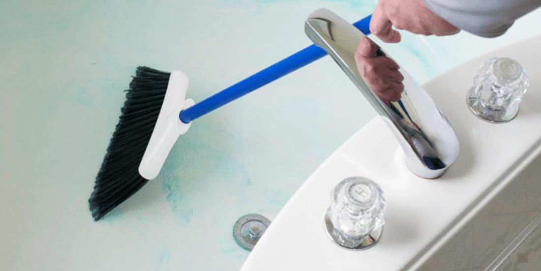 Une astuce tellement efficace pour la baignoire qu'on aurait aimé y avoir pensé avant