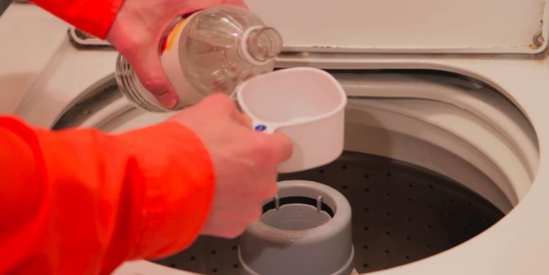 7 bonnes raisons d'ajouter du vinaigre blanc dans la machine à chaque lessive