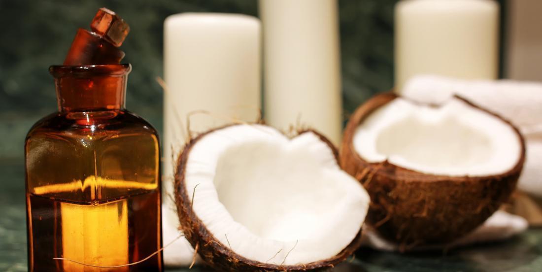 Ne prenez surtout pas de bain à l'huile de coco cet hiver!