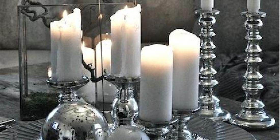 9 décorations d'hiver à faire soi-même pour mettre du blanc partout dans la maison!