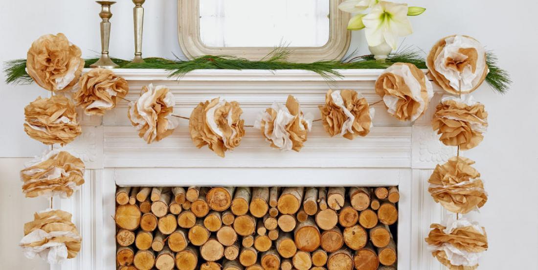 27 décorations de Noël à fabriquer facilement à la maison!