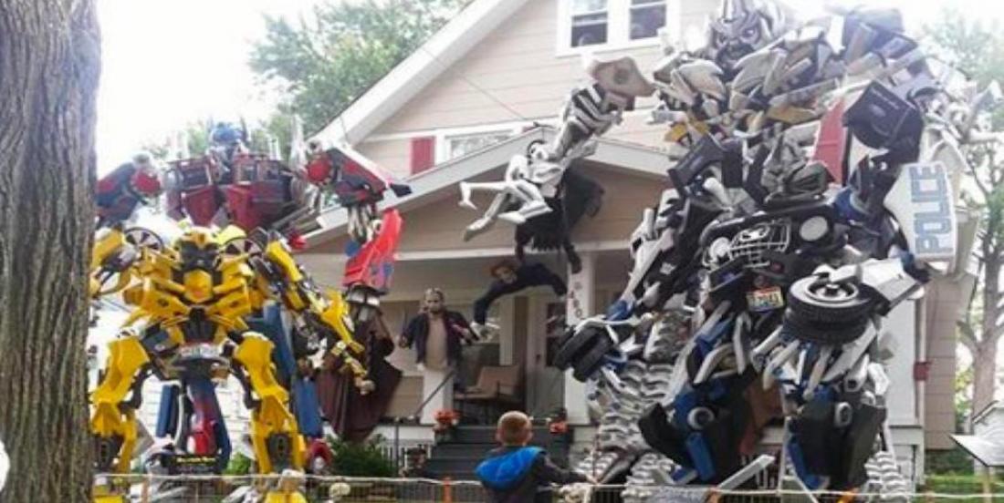 12 décorations d'Halloween qui épateront tout votre voisinage!