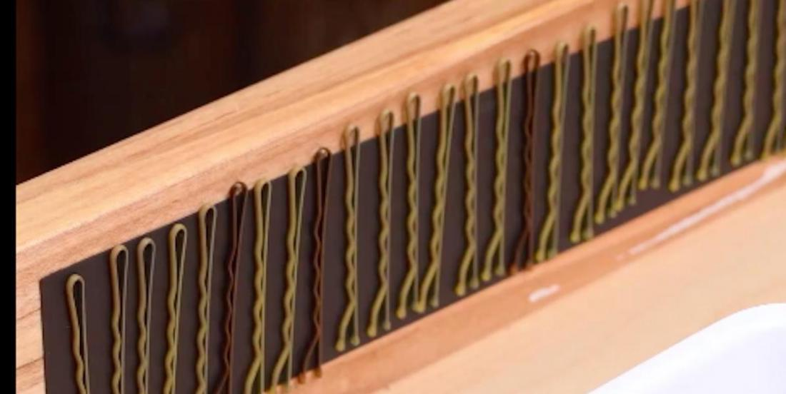 6 astuces réalisées avec des épingles à cheveux qui vont changer votre vie