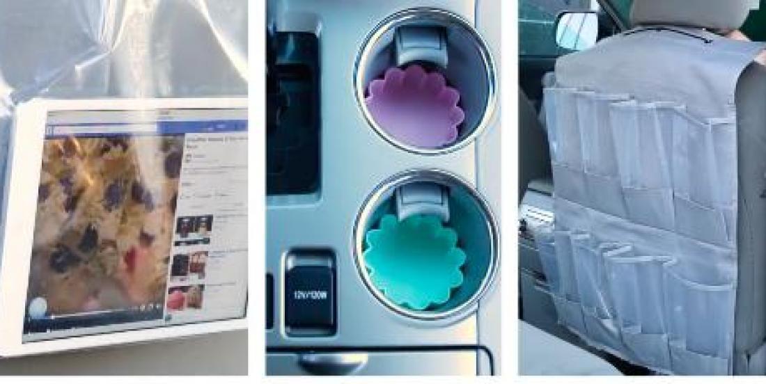 6 astuces pour optimiser l'espace dans votre voiture