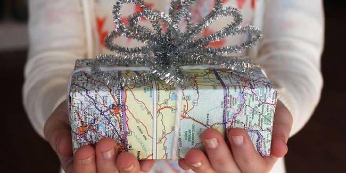 13 façons créatives d'envelopper vos cadeaux sans papier d'emballage