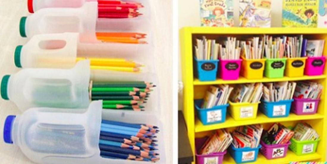 11 trucs d'organisation géniaux pour les enseignant(e)s