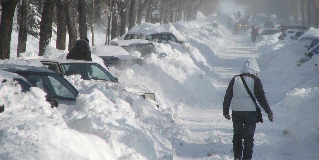 La Niña déferlera sur le Canada et l'Europe cet hiver