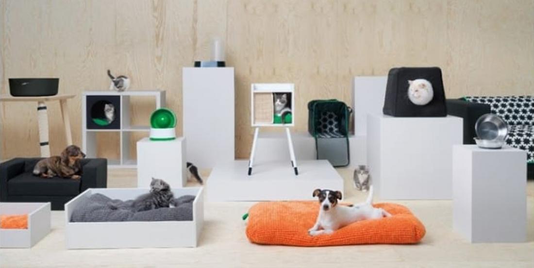 Ikea lance une ligne de meubles pour animaux et c'est un succès inespéré!