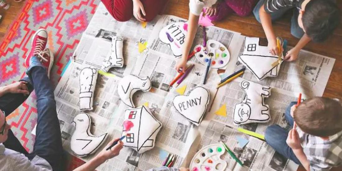 16 bricolages faciles à faire avec vos enfants durant le congé des Fêtes!