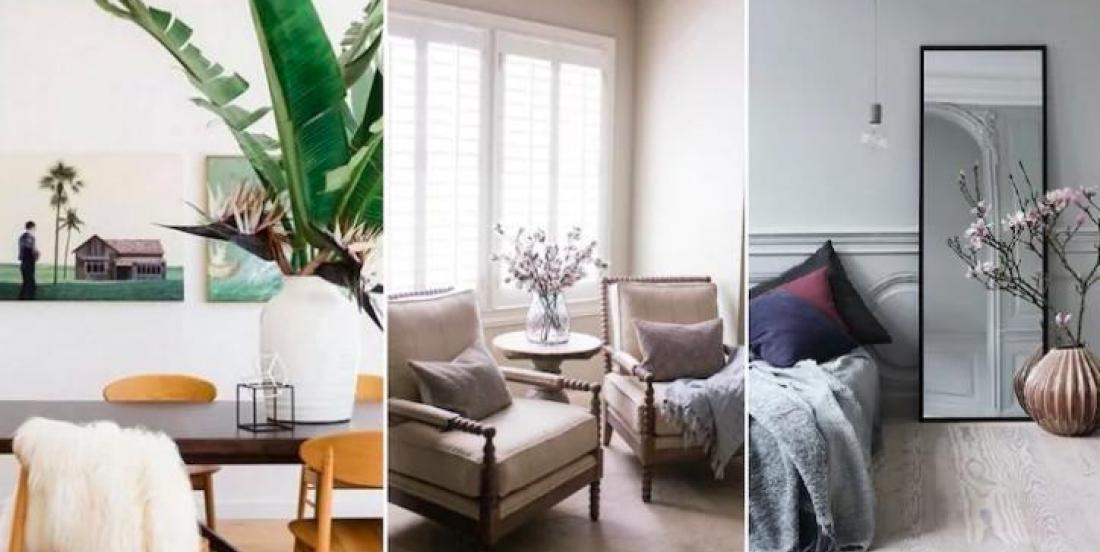 12 idées pour donner à votre maison un look aéré