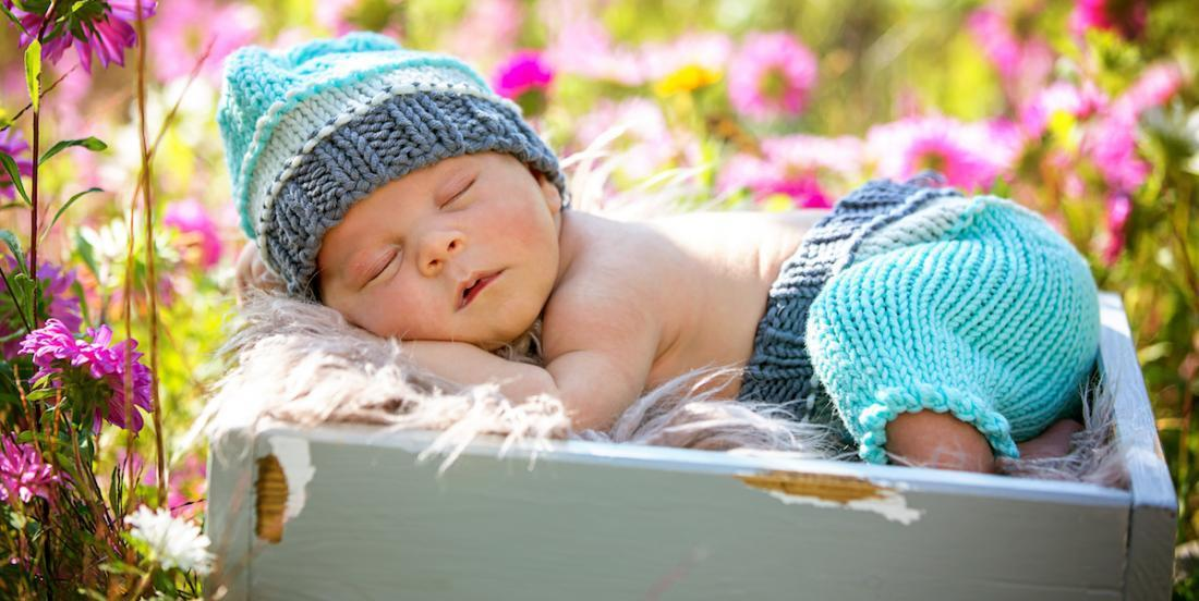 10 traits de personnalités des bébés nés en mai